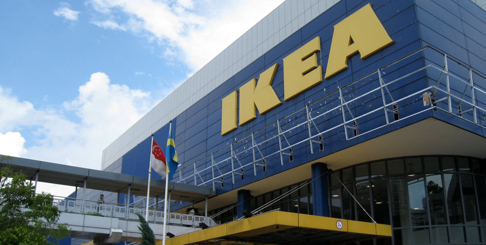 IKEA Shopping Mall